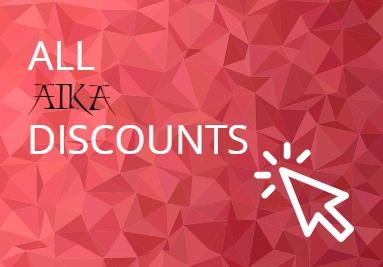 All aika.lt discounts